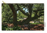 Table Under The Oak Tree Carry-all Pouch
