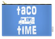 Taco Time Food Truck Tee Carry-all Pouch