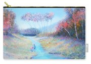 Tadpoling By The River Carry-all Pouch