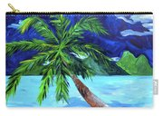 Tahiti Beach Carry-all Pouch