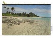 Tahiti Beach,bahamas. Carry-all Pouch