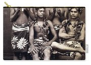 Tahiti: Men, C1890 Carry-all Pouch