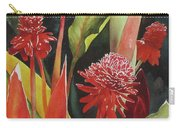 Tahiti Red Carry-all Pouch