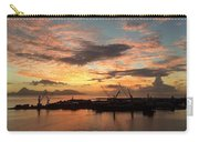 Tahiti Sunset Carry-all Pouch