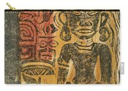 Tahitian Idol Carry-all Pouch