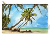 Tahitian Idyll Carry-all Pouch