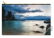 Tahoe Bursting Clouds Carry-all Pouch