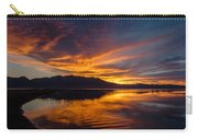 Tahoe Sunset Luminosity Carry-all Pouch