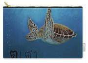 Tahow Sea Turtle Carry-all Pouch