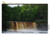 Tahquamenon Lower Falls Upper Peninsula Michigan 10 Carry-all Pouch