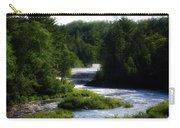 Tahquamenon Lower Falls Upper Peninsula Michigan 12 Carry-all Pouch