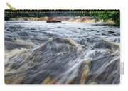 Tahquamenon Lower Falls Upper Peninsula Michigan Vertical 01 Carry-all Pouch