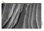 Tail Feathers Abstract Carry-all Pouch