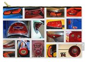 Tail Light Collage Number 1 Carry-all Pouch