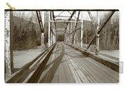 Taiya River Bridge #1 Carry-all Pouch