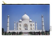 Taj Mahal Landscape Carry-all Pouch