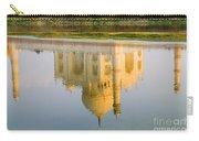 Taj Mahal Reflection Carry-all Pouch