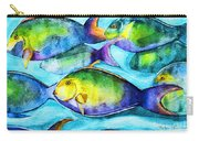 Take Care Of The Fish Carry-all Pouch
