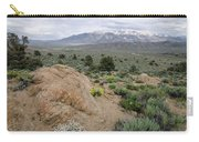 Take Me To The Mountains Carry-all Pouch by Margaret Pitcher