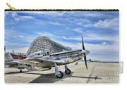 Take Off P-51 Mustang  Carry-all Pouch
