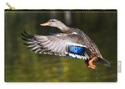 Take-off - Santa Cruz, California Carry-all Pouch