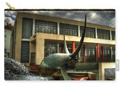 Take The Bull By The Horns Carry-all Pouch