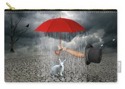 Take This.. It May Rain Carry-all Pouch