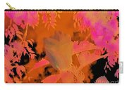 Take Three Floral Abstract Carry-all Pouch