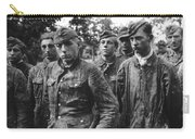 taken prisoner in Normandy Carry-all Pouch