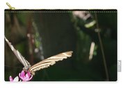 Taking Flight - Butterfly Carry-all Pouch
