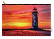 Talacre Lighthouse - Wales Carry-all Pouch