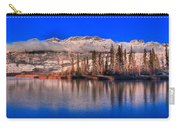 Talbot Lake Afernoon Panorama Carry-all Pouch