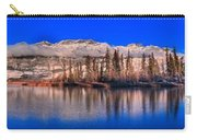 Talbot Lake Afternoon Panorama Carry-all Pouch