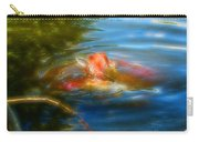 Tale Of The Wild Koi 2  Carry-all Pouch