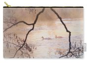 Tales From The Riverbank  Iv Carry-all Pouch