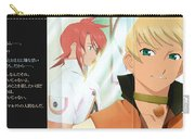 Tales Of The Abyss Carry-all Pouch