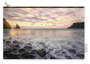 Talisker Bay Boulders At Sunset Carry-all Pouch