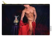 Talk About It Carry-all Pouch by Mark Ashkenazi