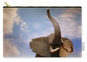 Talking Elephant Carry-all Pouch
