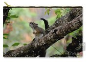 Talking Squirrel Carry-all Pouch