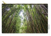 Tall Bamboo Carry-all Pouch