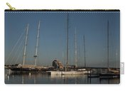 Tall Boats In The Morning Carry-all Pouch
