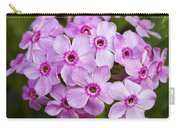 Tall Garden Phlox Carry-all Pouch
