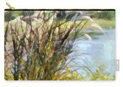Tall Grasses Carry-all Pouch