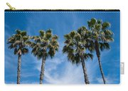 Tall Palms Couples Carry-all Pouch