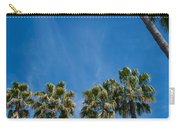 Tall Palms Meet The Sky Carry-all Pouch