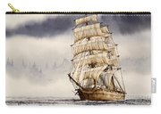 Tall Ship Adventure Carry-all Pouch