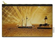 Tall Ship At Duluth Carry-all Pouch