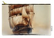 Tall Ship Carradale Carry-all Pouch