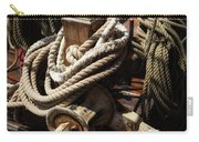 Tall Ship Details Carry-all Pouch